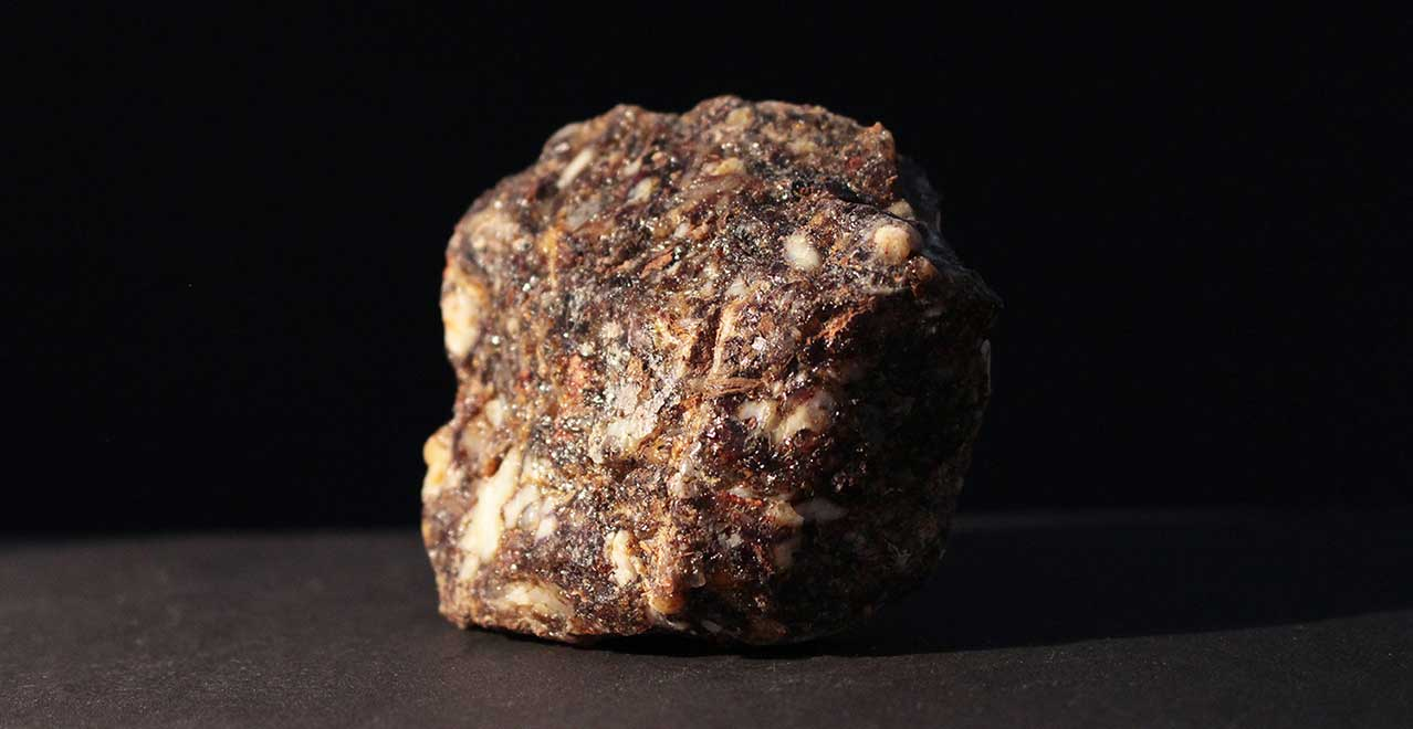 Gummi Benzoe Block